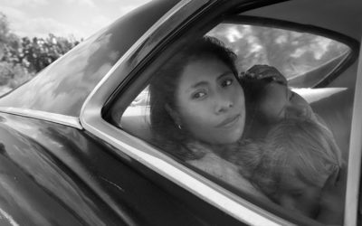 FILM REVIEW: ALFONSO CUARON'S ROMA