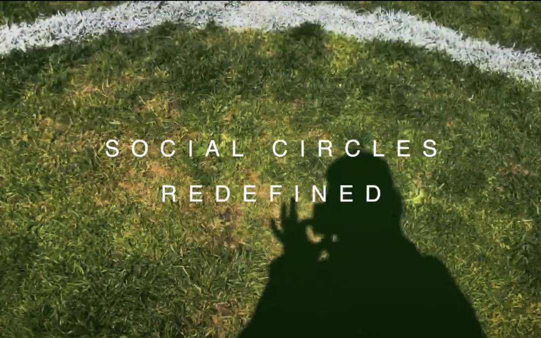 A short video by Ellary Eddy called Social Circles Redefined, about social distancing circles created in Dolores Park, San Francisco