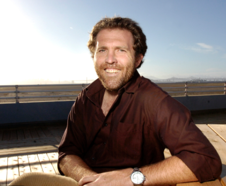 Saul Griffith, inventor, engineer, MacArthur Genius Award winner